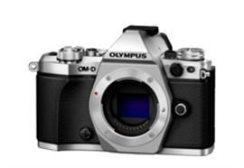 Olympus OM-D Kamera E-M5II Body (silber)