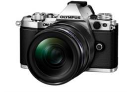 Olympus OM-D Kamera E-M5II Kit 12-40PRO (silber/schwarz)