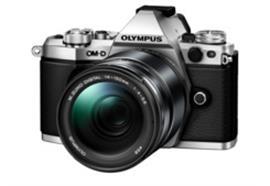 Olympus OM-D Kamera E-M5II Kit 14-150 EZ II (silber/schwarz)