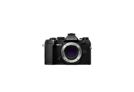 Olympus OM-D Kamera E-M5III Body (schwarz)