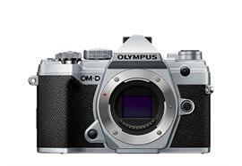 Olympus OM-D Kamera E-M5III Body (silber)