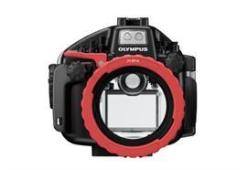 Olympus Unterwassergehäuse PT-EP14 für Olympus OM-D E-M1 Mark II (ohne Port)