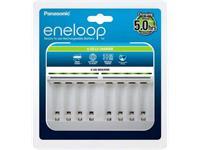 Panasonic Eneloop 8 Zellen Charger