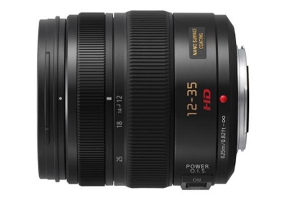 Panasonic Objektiv Lumix G Vario 12-35mm/f 2.8