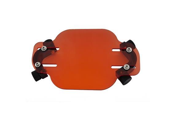 Rotfilter anpassbar R70-135
