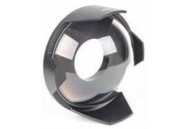 "SAGA 9"" Glas Dome für 120mm Nauticam (SLR) Port-System"