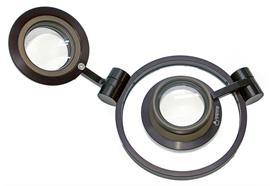 SAGA M67 Doppel-Flipholder für Gates Ports