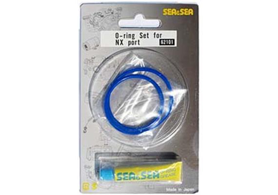 Sea&Sea O-Ring Set für Sea&Sea NX Ports