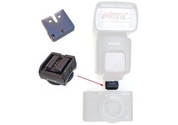 Sony Blitzadapterschuh für Zubehör wie Blitze