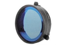 Weefine Blaufilter (dunkel) für Weefine Lampen Smart Focus 3000/4000/6000