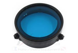 Weefine Blaufilter (hell) für Weefine Lampen Smart Focus 3000/4000/6000