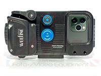 WeeFine Unterwassergehäuse WFH04 (ohne Tiefenmesser) für Smartphones (iPhone und Android)