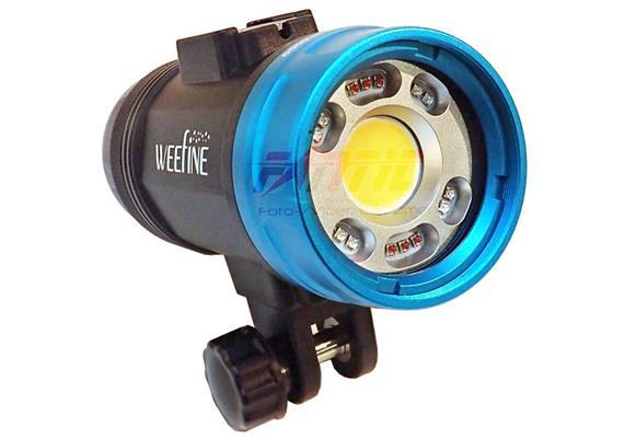 Weefine Videolampe Smart Focus 6000 (schwarz)