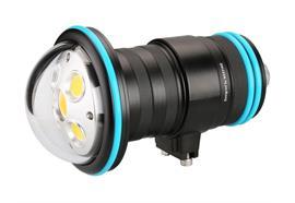 Weefine Videolampe Solar Flare Max (schwarz)