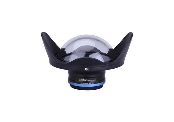 WeeFine WFL02 Ultra-Weitwinkel Vorsatzlinse mit M52 Gewinde - optimiert f 24mm Brennweite