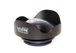 Weefine WFL12 Weitwinkel Vorsatzlinse mit M67 Gewinde - optimiert für 24mm Brennweite