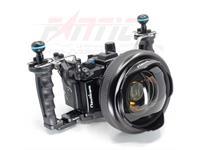 Weitwinkel-SET für Sony RX100 M7: Nauticam NA-RX100VII Pro Package, WWL-C, Short Port