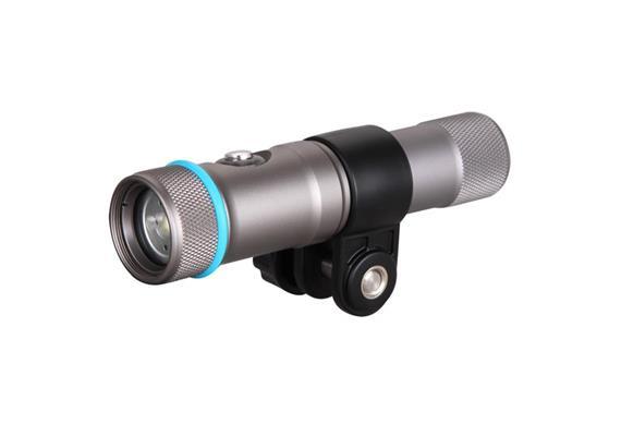 X-Adventurer M1000-WRA Unterwasser Fokus-Leuchte (mit Blitz-Abschalt-Automatik Funktion)