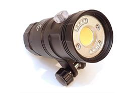 X-Adventurer M6000-WRBT II Video Lampe (neue Version)