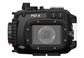 Fantasea underwater housing FG7X for Canon PowerShot G7X