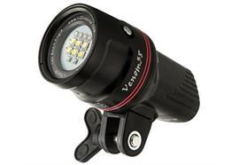 i-Torch video light Venom 38 (black)
