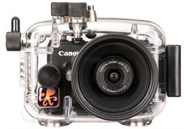 Ikelite underwater housing for Canon PowerShot S110