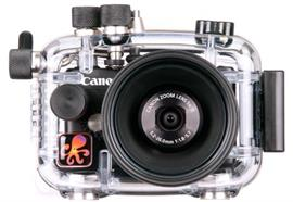 Ikelite underwater housing for Canon PowerShot S120