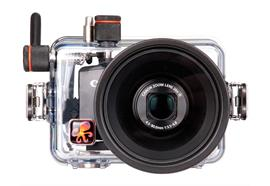 Ikelite underwater housing for Canon PowerShot SX270 / SX280 HS