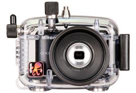 Ikelite underwater housing for Nikon Coolpix L27