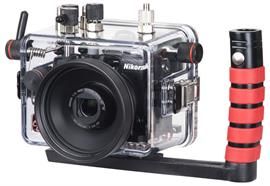 Ikelite underwater housing for Nikon Coolpix P7700