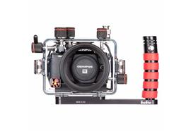 Ikelite underwater housing for Olympus OM-D E-M10 II (w/o port)