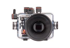 Ikelite underwater housing for Sony Cybershot HX80 / HX90 / WX500