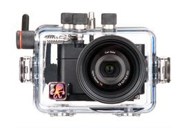 Ikelite underwater housing for Sony Cybershot RX100 II