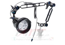 Inon Z-330 single strobe package (without tray/handles)