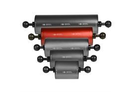 """Isotta 1"""" Ball Float Arm 180mm length, 70mm diameter (Buoyancy +540g)"""