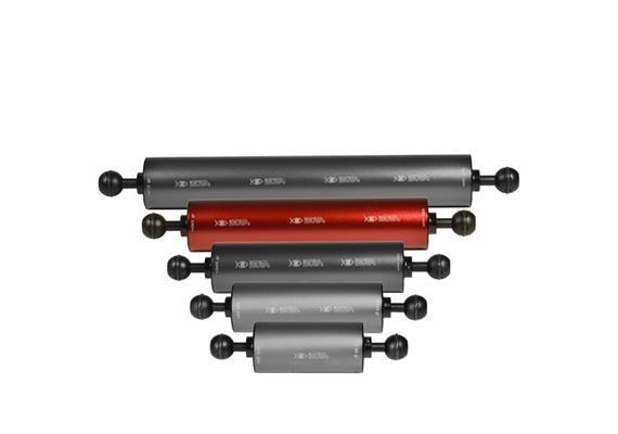 """Isotta 1"""" Ball Float Arm 220mm length, 50mm diameter (Buoyancy +290g)"""