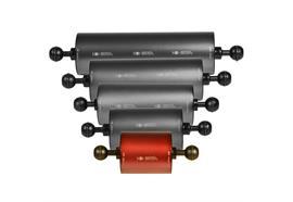 """Isotta 1"""" Ball Float Arm 80mm length, 70mm diameter (Buoyancy +130g)"""