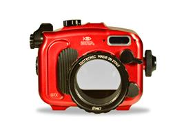 Isotta underwater housing G7X for Canon PowerShot G7X