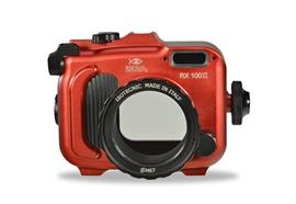 Isotta underwater housing RX100MII for Sony CyberShot RX100MII