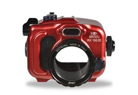 Isotta underwater housing RX100MIII for Sony CyberShot RX100MIII