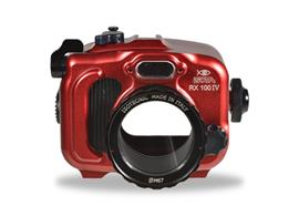 Isotta underwater housing RX100MIV for Sony CyberShot RX100MIV