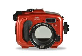 Isotta underwater housing S120 for Canon PowerShot S120