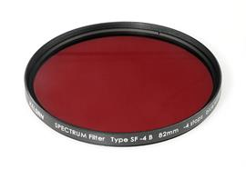 Keldan Spectrum Filter SF -4 B (for blue water 6-20m depth), 82mm thread