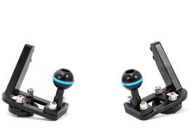 Nauticam Atomos Shogun housing mounting adaptor for NA-GH4