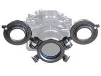 Nauticam M67 Double Flip Holder for M67 Macro Ports