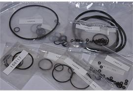 Nauticam Silicone rubber o-ring set for NA-NEX5 housing rebuild