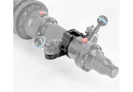 Nauticam Strobe Mounting Brackets for EMWL Relay Lens (incl. 2x mounting balls, 1x mountin