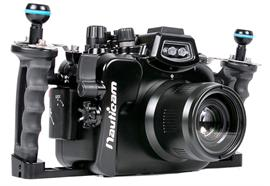 Nauticam underwater housing NA-GH4 for Panasonic GH4 (without port)