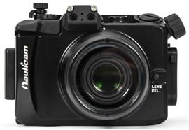 Nauticam underwater housing NA-GX7 for Panasonic Lumix DMC-GX7 (without port)