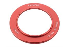 Olympus Aluminium M52-F67 Step-Up Ring PSUR-03